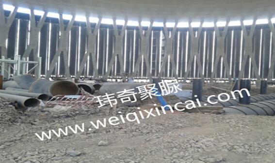 内蒙古京能集宁热电2x350MW供热机组工程