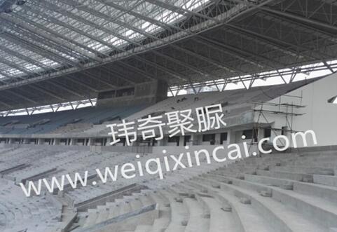 锦州滨海体育中心体育场体育看台